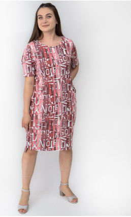1-350 Платье женское